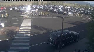 Preview of stream Jackson Hole Airport parking lot camera - north, USA