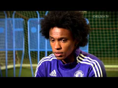 Willian: It was my dream to come here