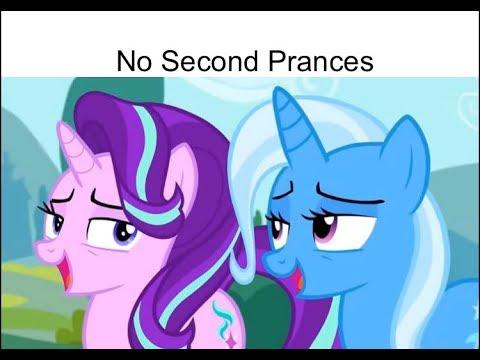 """Blind Reaction: MLP FIM Season 6 Episode 6 """"No Second Prances"""""""