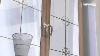Окна Виконда. Ламинация и декор(«Виконда» -- производитель металлопластиковых окон ПВХ. Как легко выбрать окно? Оконный Навигатор подскаже..., 2012-10-05T09:36:30.000Z)
