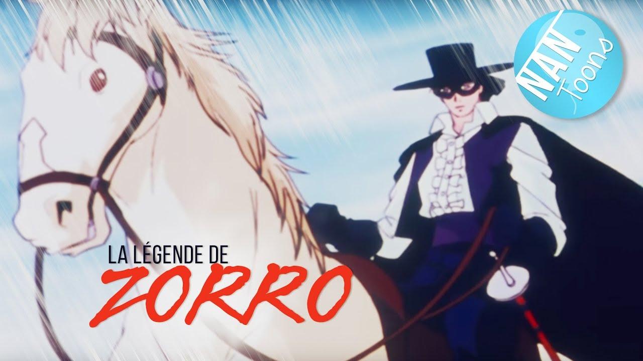 La Légende de Zorro - Dessin animé en français Maxresdefault