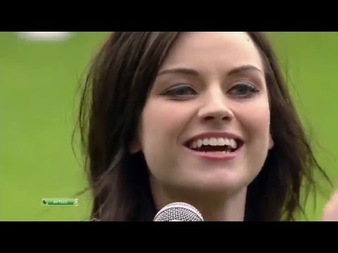 Amy Macdonald - Flower Of Scotland - Scotland - Czech Republic 03-09-2011 HD 1080i