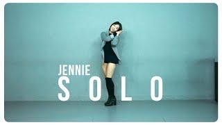 [4K] Solo (솔로) - Jennie (제니) l K-Pop Dance Cover l Mirror Mode l Dope Dance Studio