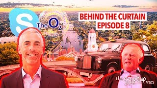 Behind the Curtain - Episode Eight - Russ Shaw and Russ Hall