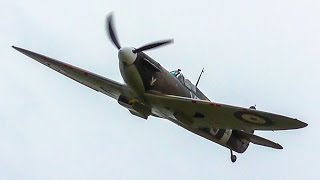Biggin 75 - The Hardest Day - 17x Spitfires - 5x Hurricanes - 1x Mustang