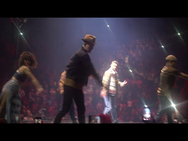 Justin Timberlake - Like I Love You: Man of the Woods Tour in Montreal (04/09/2018)