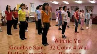 Goodbye Sam, Hello Samantha (Winnie Yu) (Dance & Teach)