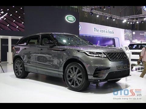 """Đánh giá nhanh Land Rover Range Rover Velar: SUV """"sang chảnh"""" 4,9 tỷ có gì nổi bật? - OtoS.vn"""