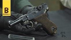 From the Vault: John Martz Custom .45 ACP Navy Luger