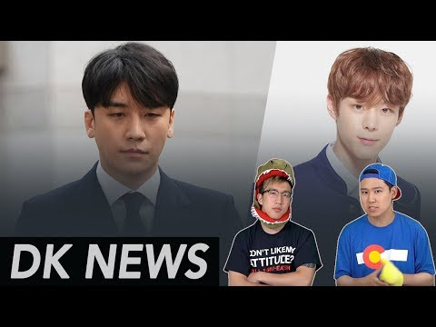 Seungri Innocent? Idols Park in Handicapped  Yoon Seo Bin Kicked OUT of PD X 101 JYP D-K NEWS