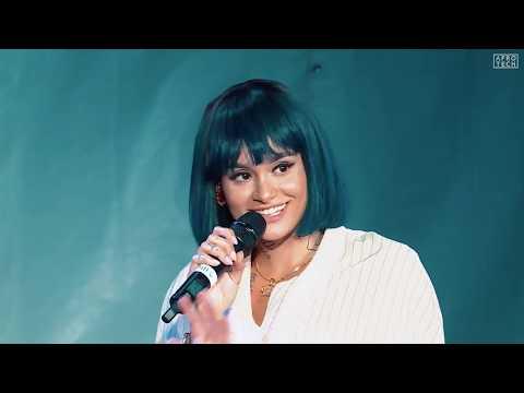 Kehlani at Afrotech 2017