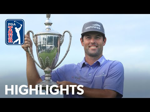 Robert Streb's winning highlights from The RSM Classic 2020
