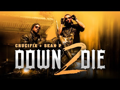 "CRUCIFIX - ""Down 2 Die"" (Feat. Sean P)"