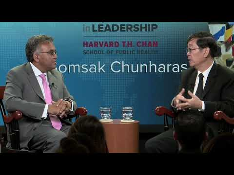 Dr. Somsak Chunharas: Grow Yourself Through Learning