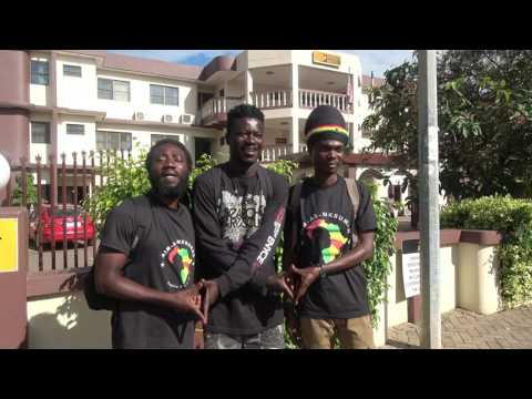 Welcome to Miklin Hotel in East Legon - Ghana Tour May 2017