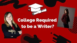 Do You Need To Go To College To Be a Writer? | Savannah J. Goins