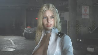 Download lagu Claire Redfield (Dark Stalker mod) vs Sexy Zombies / Resident Evil 2 / The Ghost Survivors - Runaway
