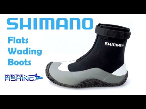 Inventive Fishing Gear Review: Shimano Wading Boots