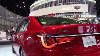 2018 Acura RLX Sport Hybrid HS Perfecto Review = Walkaround = First Impression = New Model