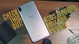 Check This Out: ASUS ZenFone Max Pro M1 Review (feat. Jo Briones)