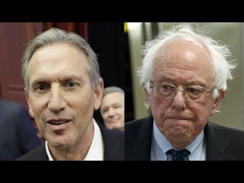 Bernie Treats Howard Schitz Like The Joke That He Is