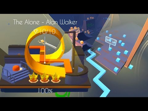 Dancing Line - The Alone (Alan Walker)