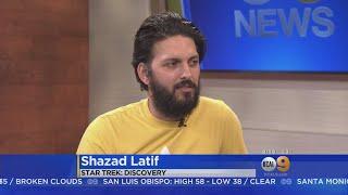'Star Trek: Discovery' Star Shazad Latif