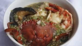 Oilless Seafood Okro Soup (Healthy Nigerian Soup)
