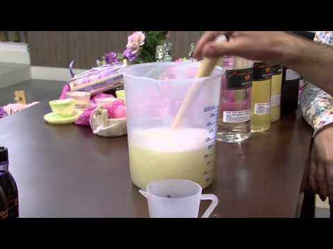 Mulher.com - 11/08/2015 - Sabonete líquido primavera - Peter Paiva PT1