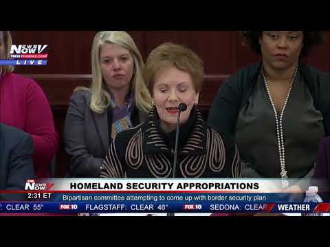 BORDER SECURITY MEETING: DHS Appropriations Bipartisan Conference Committee Convenes (FNN)