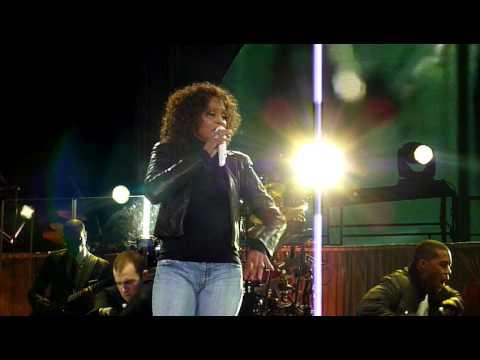 Whitney Houston - Million Dollar Bill (Nottingham 2010)