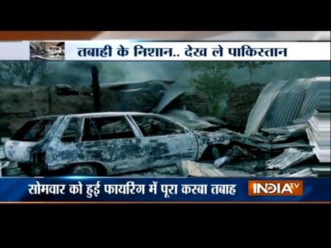 Pakistan Violates Ceasefire Again, Fires Shells And Mortars Along LoC