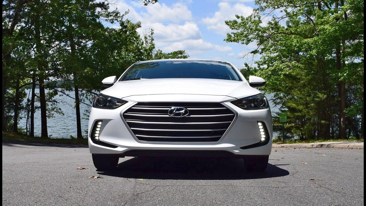 2017 Hyundai Elantra ECO - Drive Review: Performance Chops + 40MPG?