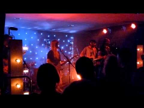 Angus and Julia Stone live (audience filmed whole concert) The Atomic Café Munich 2014-06-17