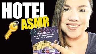 ♡ ASMR ESPAÑOL ♡ Recepcionista de Hotel RolePlay ♡ Hotel Check In ♡