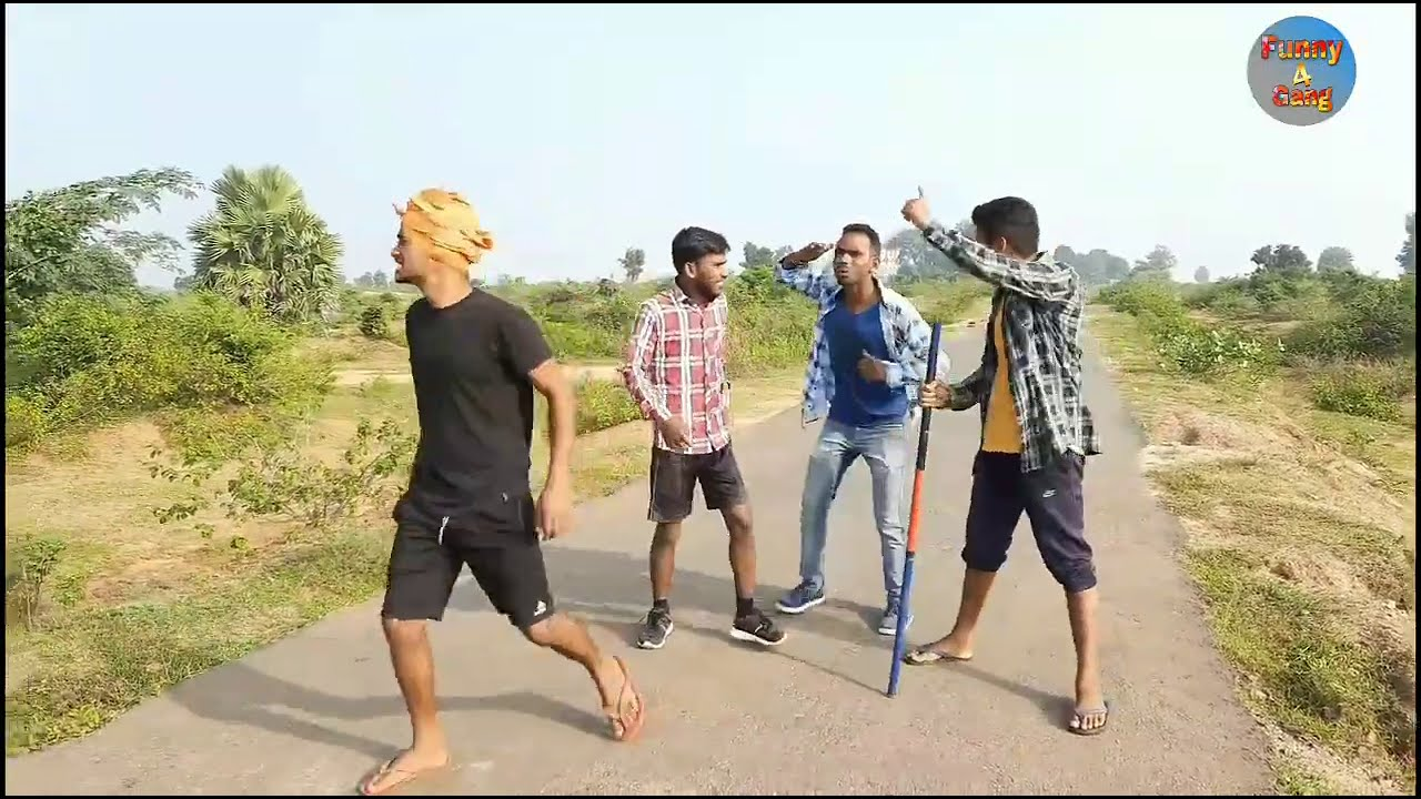 Must Watch Funny ?? Video 2020 Comedy Video 2020 try to not lough By Bindas fun bd