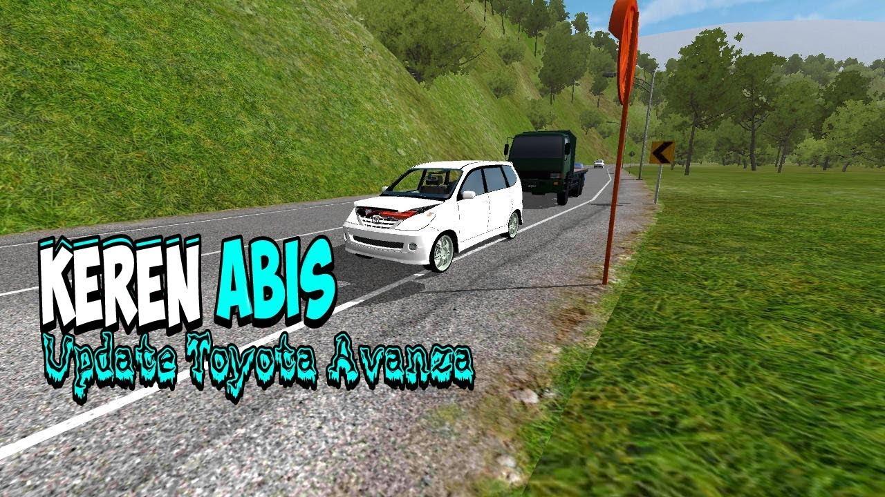 Download Mod Avanza Terbaru No Bug Mod Bussid Indonesia