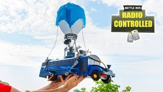 Real Fortnite RC Battle bus | Big scale