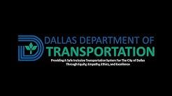City of Dallas Department of Transportation News October 2018
