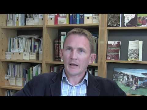 IIED at Habitat III: Preview, with David Dodman