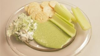 Healthy, Cheesy Spinach Dip Recipe With Sour Cream : Eating Healthy & Gluten-free