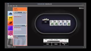 Minimaxmod - Crowdsourcing Poker Design