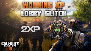 Bo4 Xp Glitch! 25,000 XP EVERY GAME! Black Ops 4 Glitches! How to Rank Up Fast in Black Ops 4!