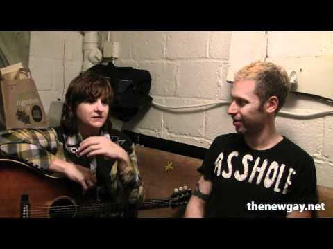 Amy Ray Talks Gay Icons with The New Gay mp3
