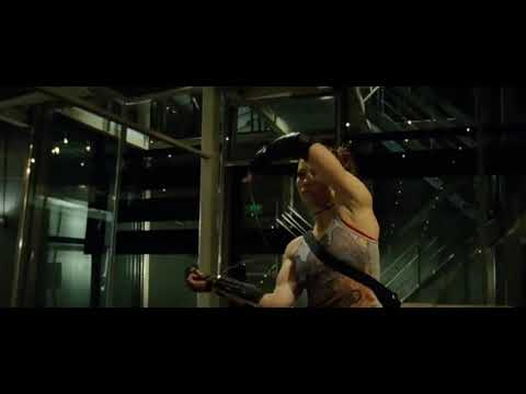 Blade Trinity Fight Scene Tamil