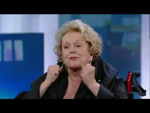 Shirley Douglas On George Stroumboulopoulos Tonight: INTERVIEW