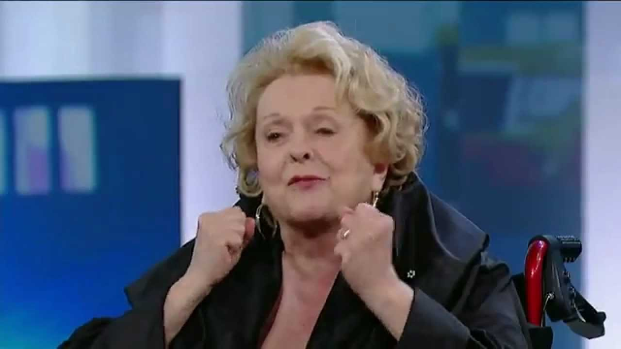 Shirley Douglas On George Stroumboulopoulos Tonight