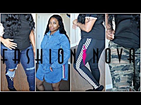 HUGE Fashion Nova Curve Try-On Haul! | Plus Size Fashion |