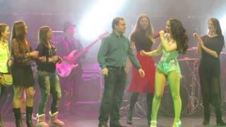 Концерт Натальи Орейро в Воронеже
