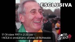 Registrazione audio originale dell'operazione condotta dal Nocs la notte che morì Donatoni - 1